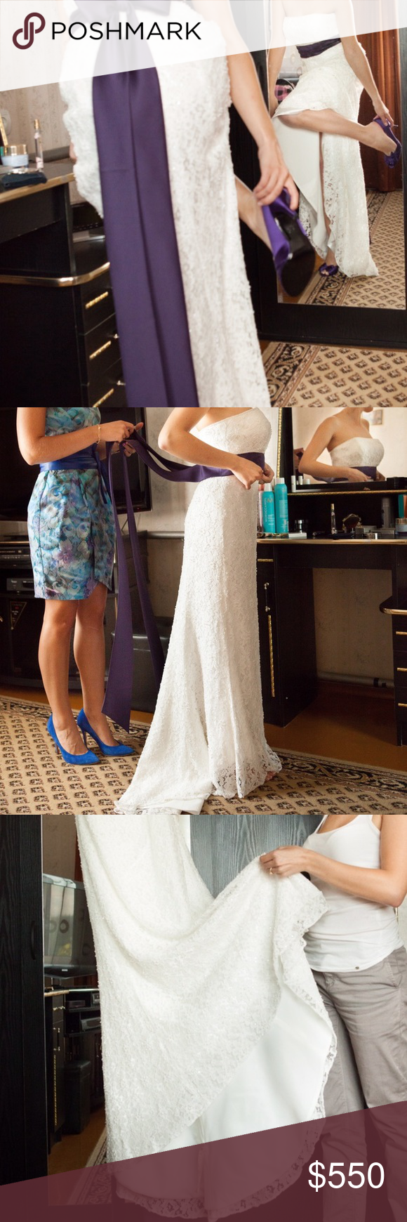 Wedding dress dry cleaning near me  Wedding dress   Purple shoes Dry cleaning and