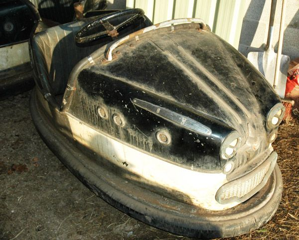 Very Rare 1950s Dodgem Or Bumper Car With Images Cars For Sale