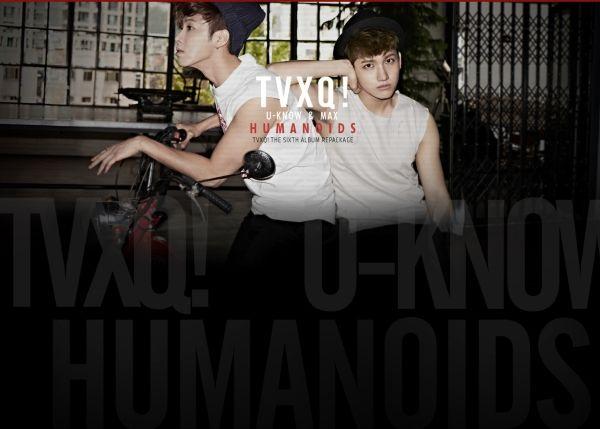 Jung Yunho and Shim Changmin • Humanoid