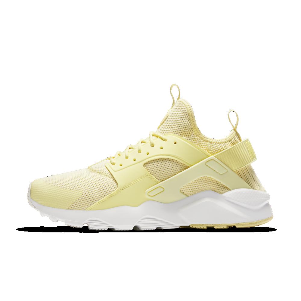 Nike Air Huarache Ultra Breathe Men S Shoe Size 10 Yellow Nike Air Huarache Nike Air Huarache Ultra Huaraches