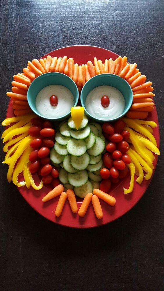 17 Cute And Sweet Owl Baby Shower Ideas Buffet Festa Idee Snack