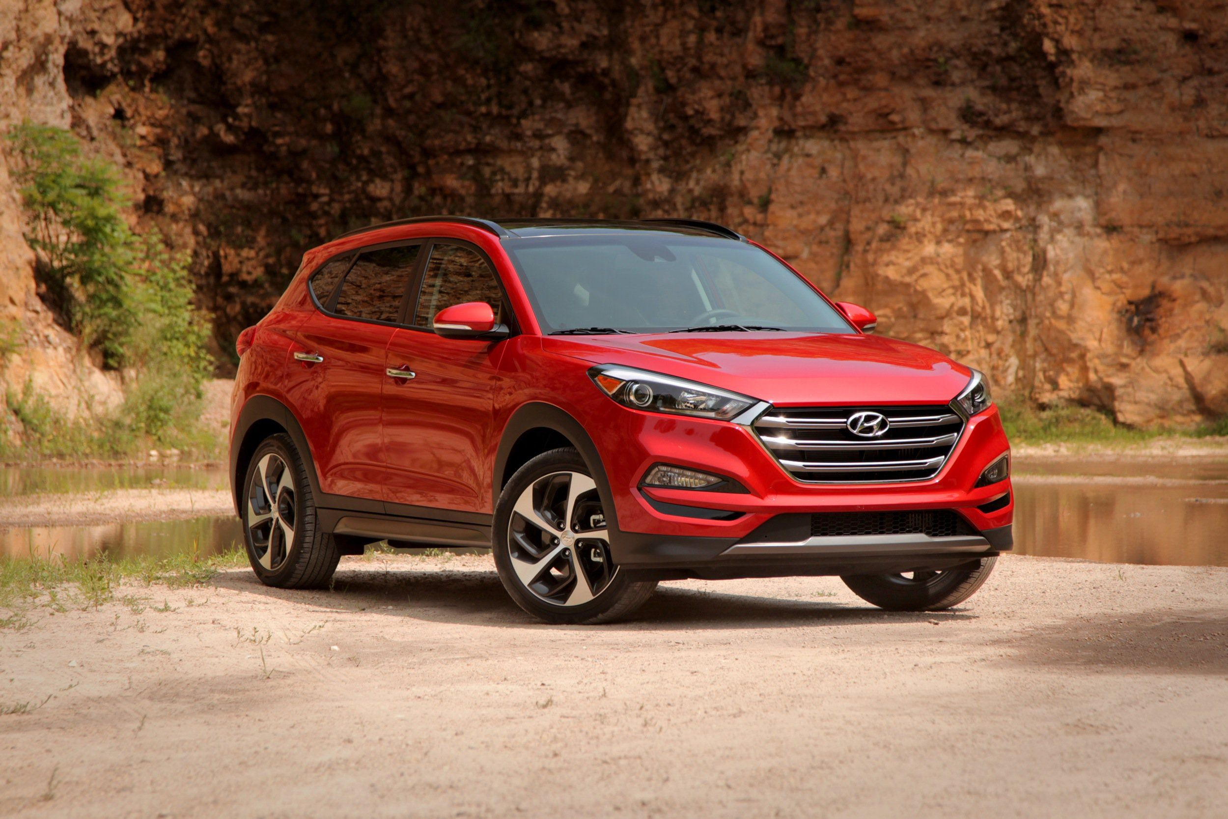 The 2016 Hyundai Tucson is the type of SUV car People always need