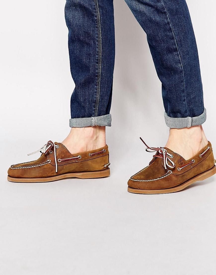Timberland | Timberland Classic Boat Shoes at ASOS