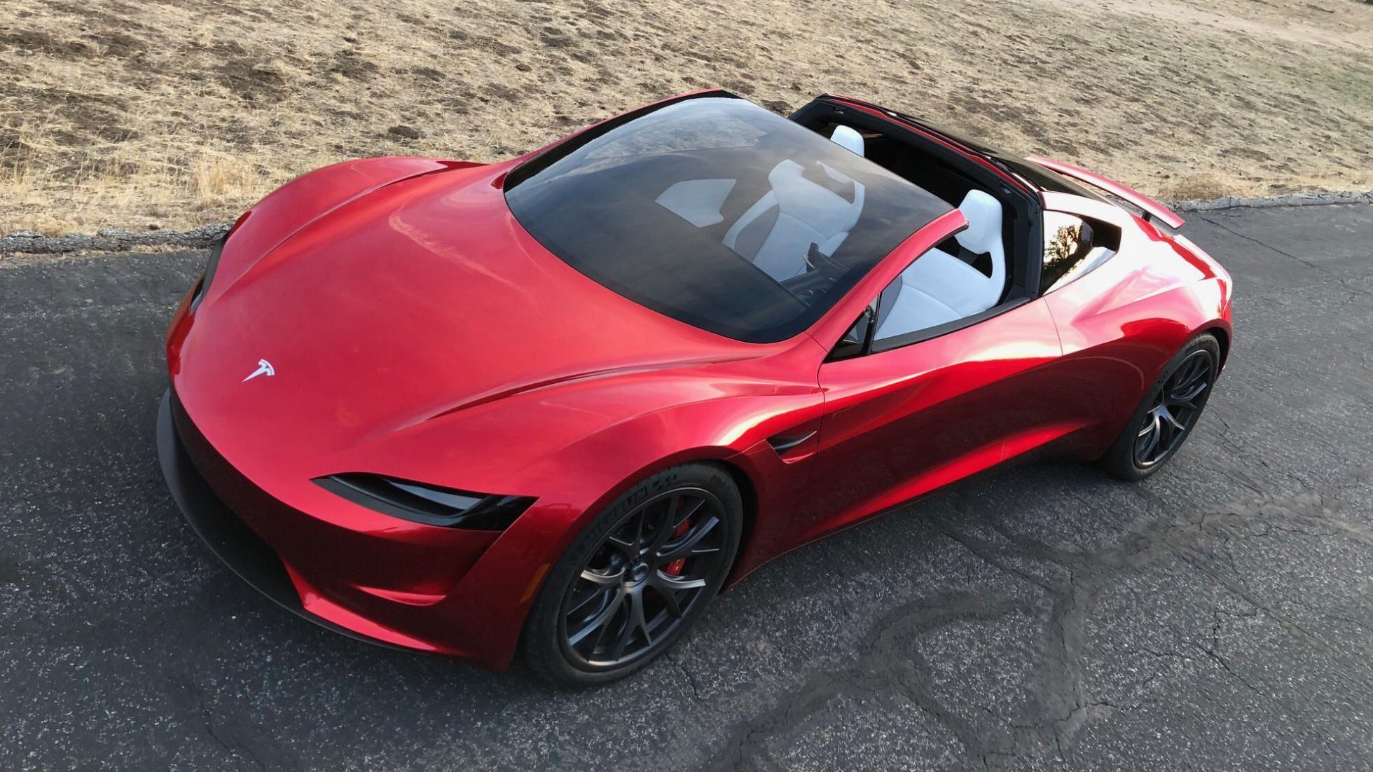 New Tesla Roadster will go from 0-60mph in 1.9secs | Gear ...