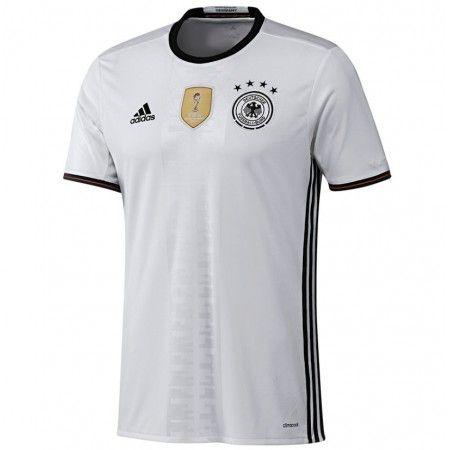 Tyskland 2016 Hjemmedrakt Kortermet.  http://www.fotballteam.com/tyskland-2016-hjemmedrakt-kortermet.  #fotballdrakter