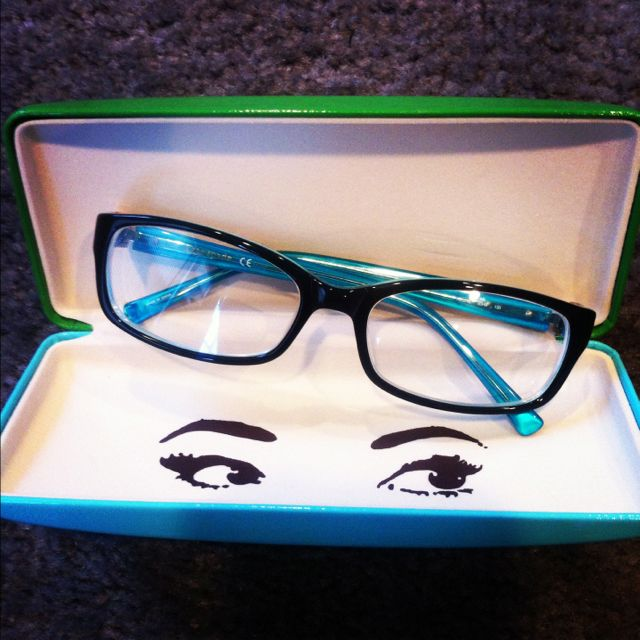 1c40cf44eb8 Kate Spade Glasses . I Have These And They Are Very Pretty