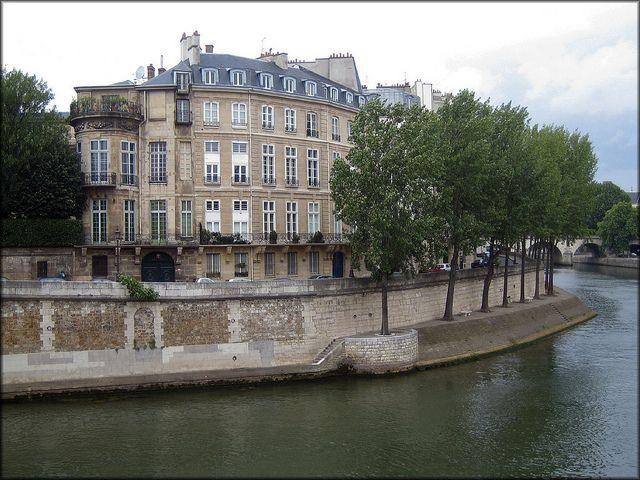 Ile Saint Louis Hotel Lambert Paris