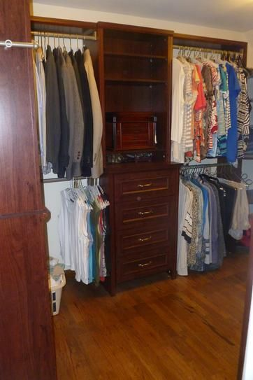 ClosetMaid Impressions 41.1 In. Dark Cherry Corner Unit 30810 At The Home  Depot   Mobile