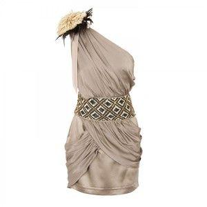 Sass & Bide Pride & Honour asymmetric dress