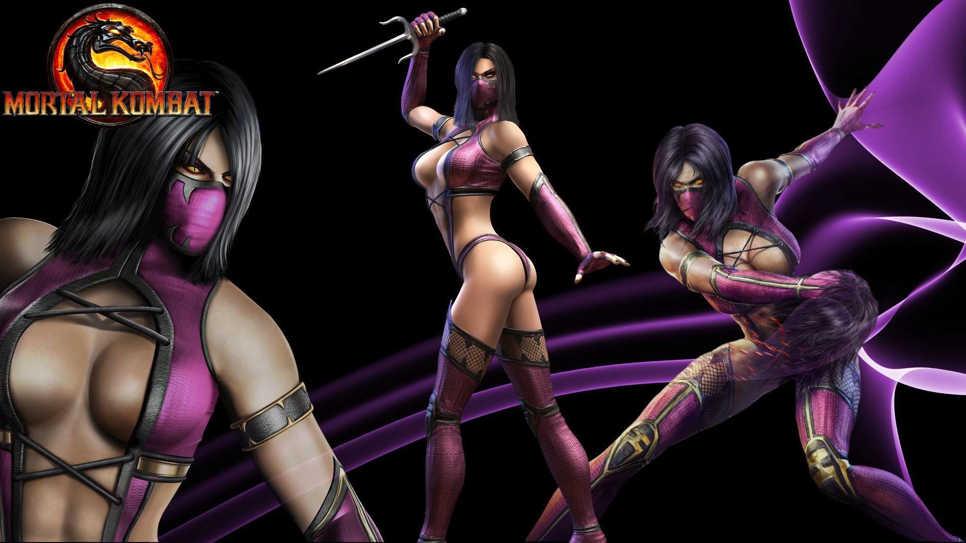 Mortal Kombat 9 Females - Google Search  Mileena-1988