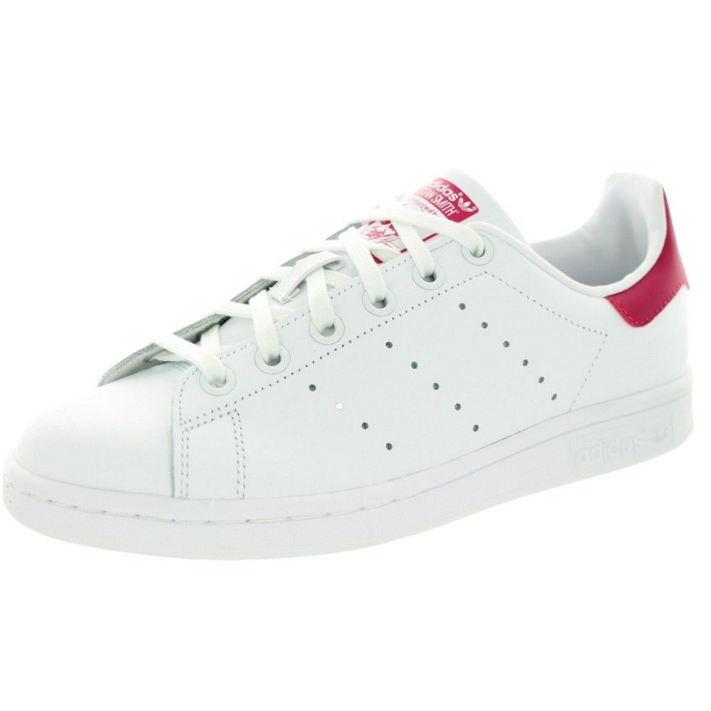 low priced 01079 9b07f Adidas Stan Smith Sportschuhe Weiss Leder B32703 in Kleidung ...