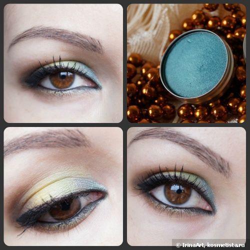 Тени для век Cargo Cosmetics Essential Eye shadow оттенок Aegean отзывы — Отзывы о косметике — Косметиста