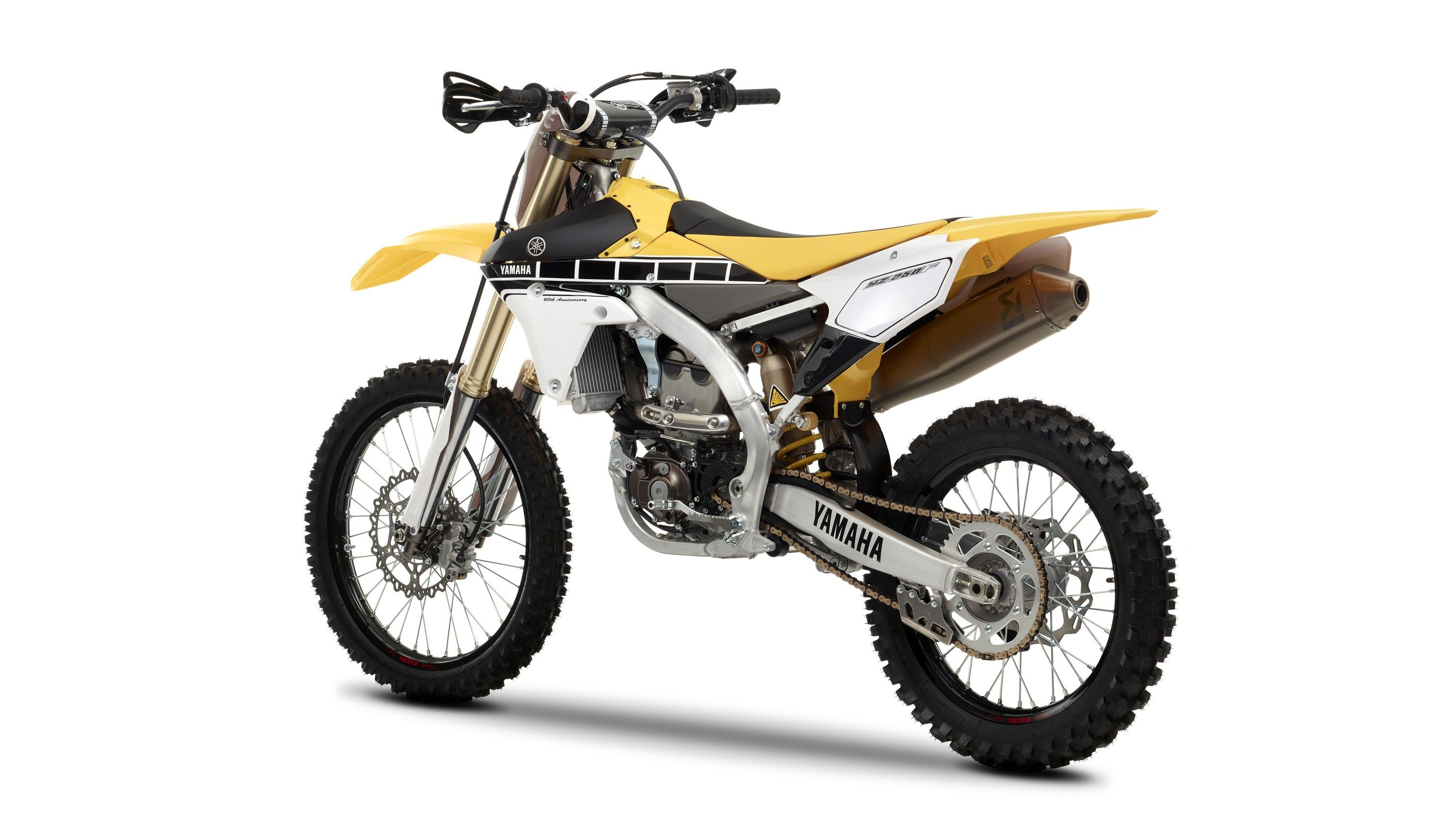 2016 Yz250f 60th Anniversary Colours With Images Yamaha