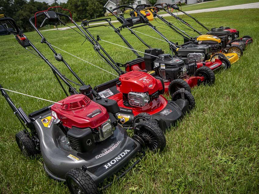 Best Lawn Mower SelfPropelled Review HeadtoHead Battle