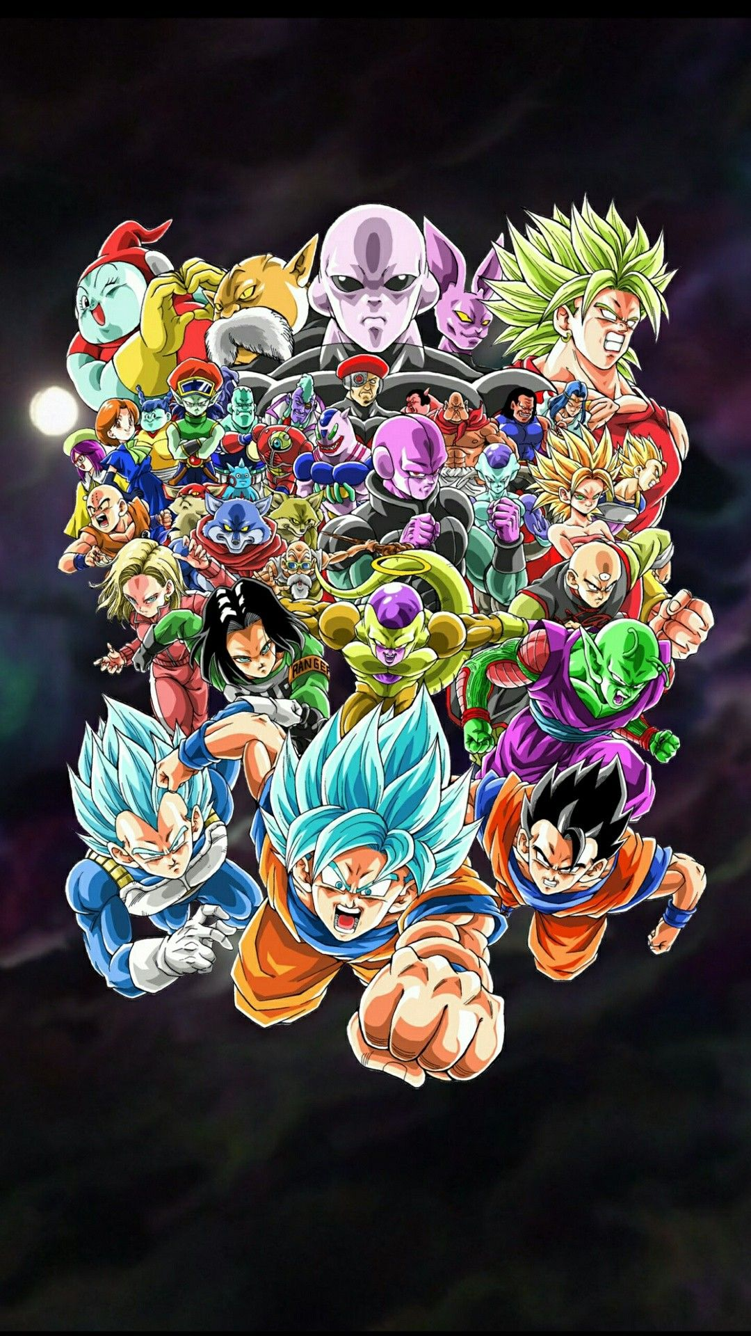 Torneo Del Poder Dragón Ball Super Dragon Ball Super Pinterest