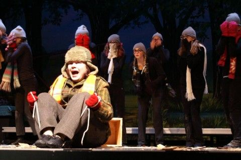 Cyt Fredericksburg S Photo Music Theater Frog And Toad Music