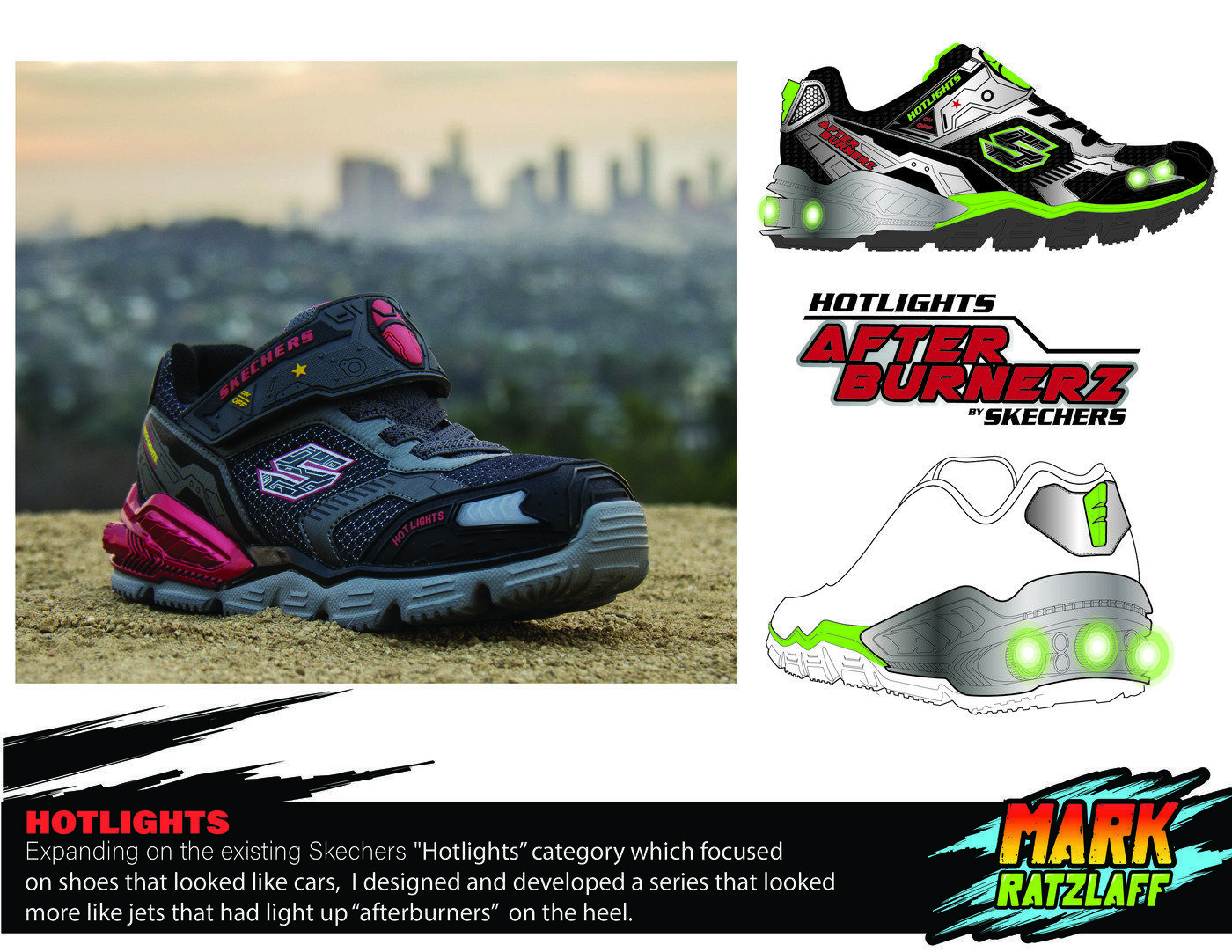 Shoe styles at Skechers by Mark Ratzlaff at