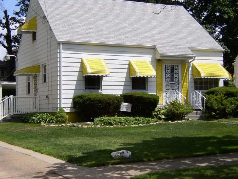 Best Of Metal Awnings for Front Porch