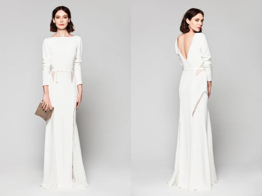 Be Stylish Agata Wojtkiewicz Atelier Nowoczesne Suknie Slubne Lodz Modern Wedding Dress Dresses White Formal Dress
