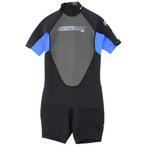 O Neill Youth Reactor 2mm Back Zip Spring Wetsuit Best Offer Wetsuit Youth Sports Brands