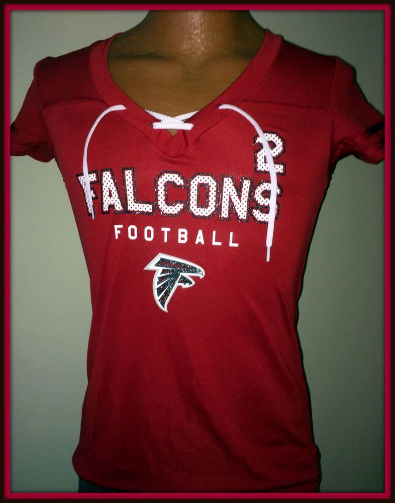 online retailer 8a536 870a2 Details about NFL Team Apparel Youth Atlanta Falcons Matt ...