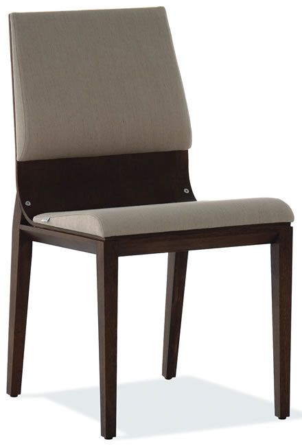 Contemporary Dining Chair From Saccaro Chairs