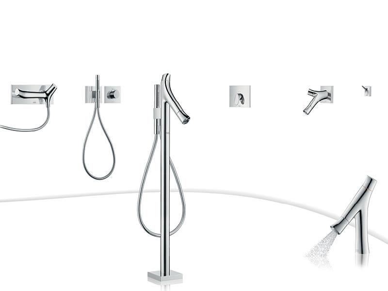 Axor Starck Organic Bathroom Collection