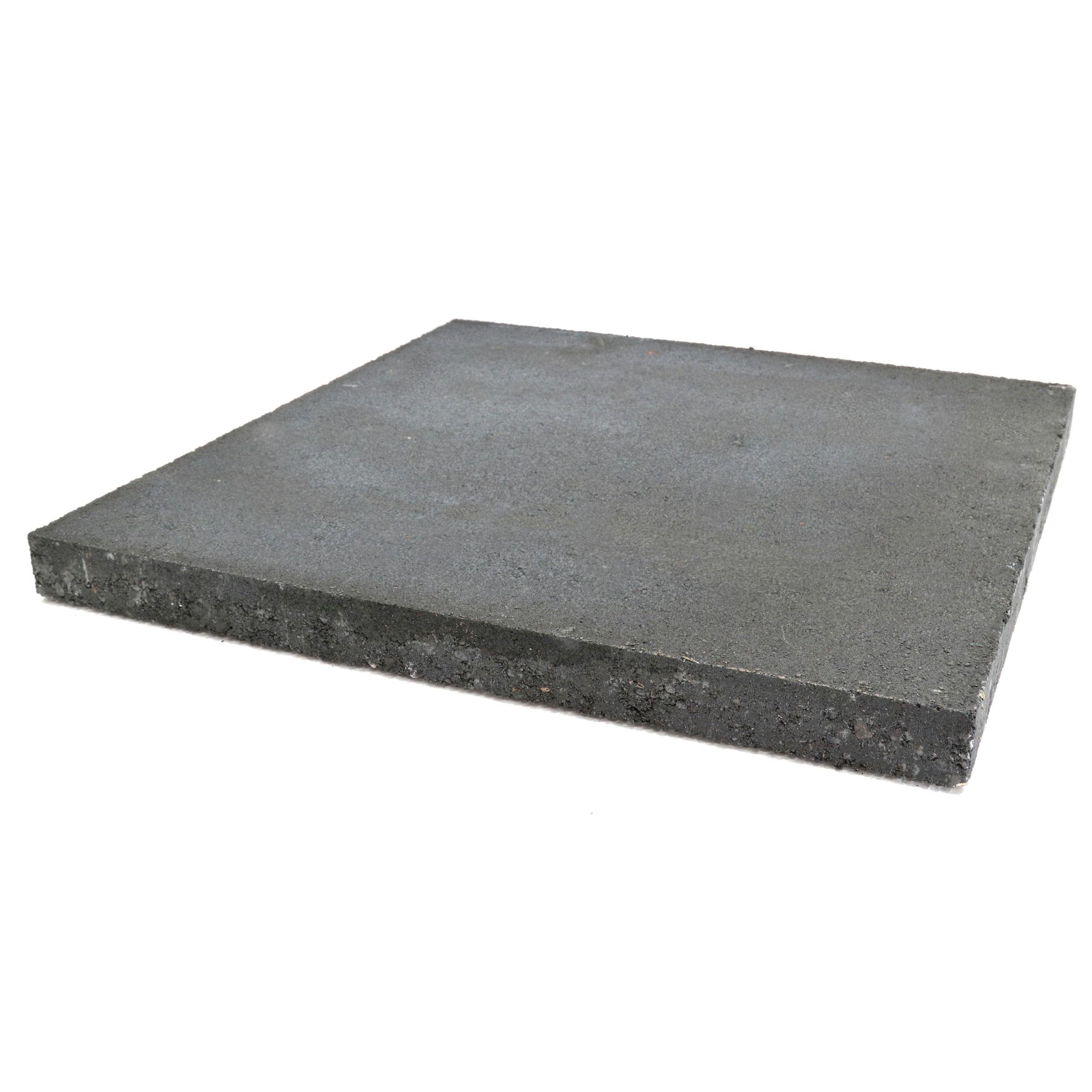 Grijze Tegels 50x50.Betontegel Antraciet 50x50 Cm Per Tegel 0 25 M2 In 2019