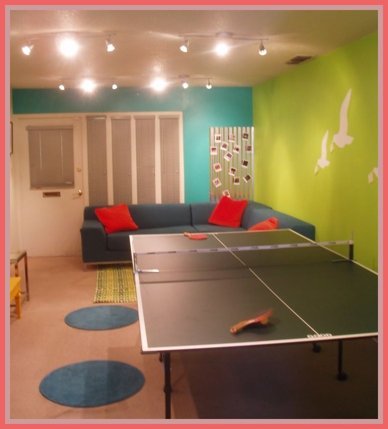 40 reference of game room Ideas Ping Pong in 2020 Game