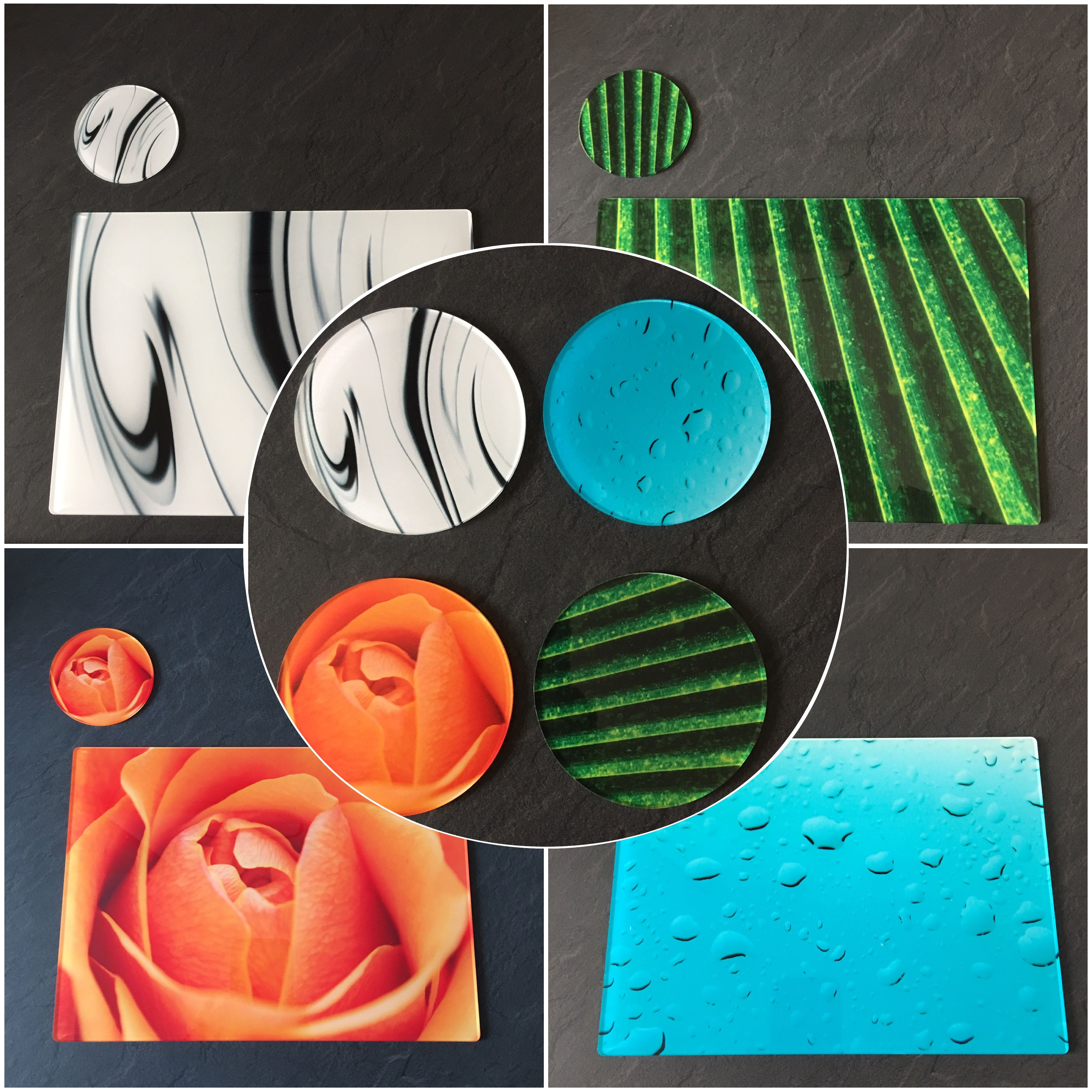Placemats And Coasters Available In The Gallery Next Month Tableware Interiordesign Home