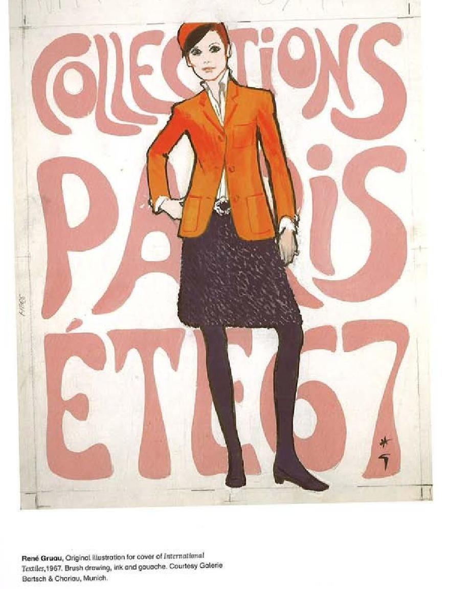 100 Years Of Fashion Illustration Fashion Illustration Rene Gruau Illustration