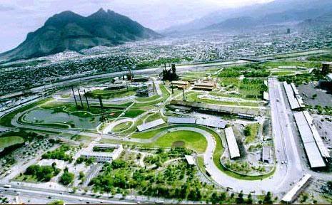 Parque Fundidora Monterrey Nuevo Leon Mexico