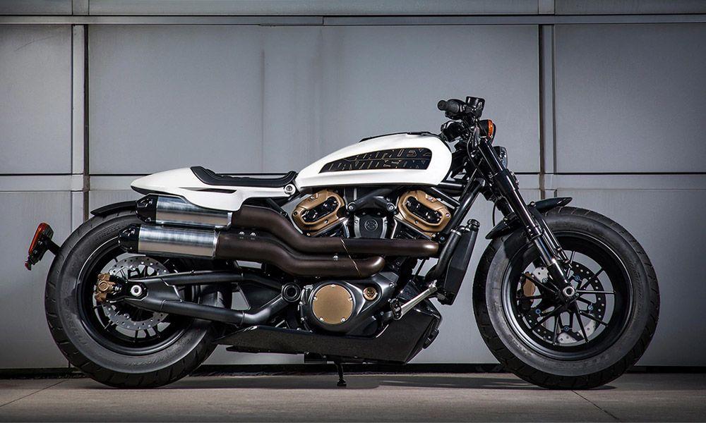 Harley Davidson 2021 Future Custom Model Motorcycle Cool Material Classic Harley Davidson Harley Davidson Sportster Motorcycle Model