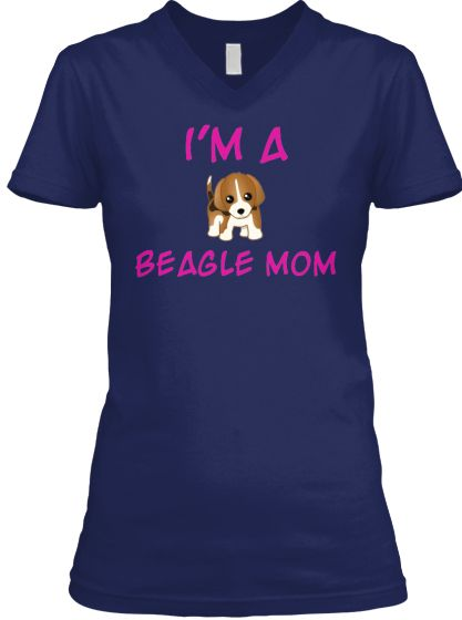 I'm A Beagle Mom Limited Edition