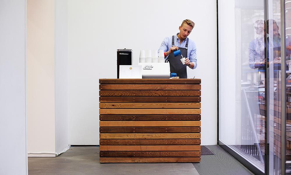 Coffee Bar For Events