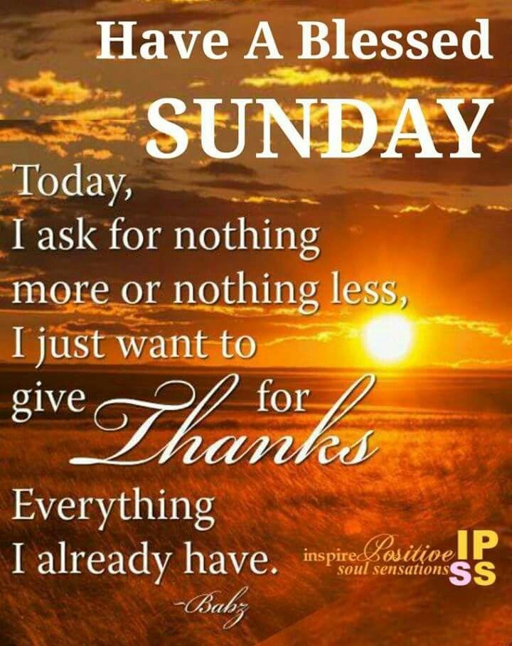 Sunday Happy sunday quotes, Sunday morning quotes, Happy
