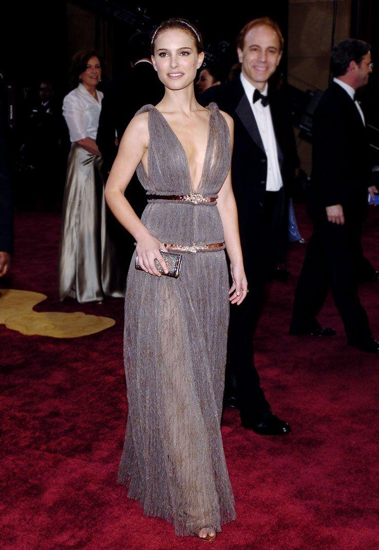 Oscar style dresses
