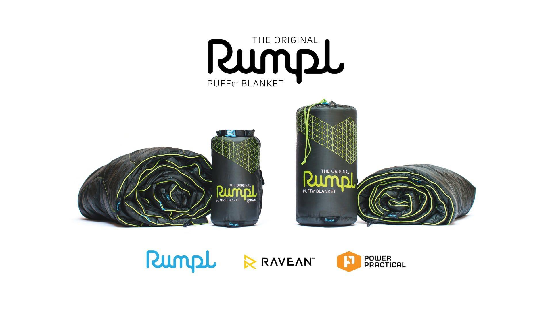 The Puffe Heated Blanket Heated Blanket Blanket Battery Powered Heated Blanket