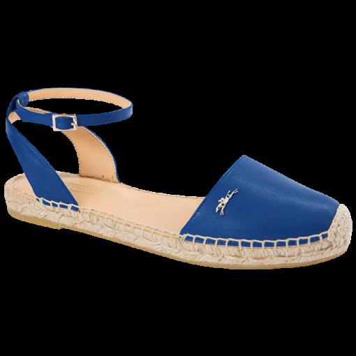 Espadrilles - Le Pliage Cuir - Shoes - Longchamp - Bubblegum pink - Longchamp Italy