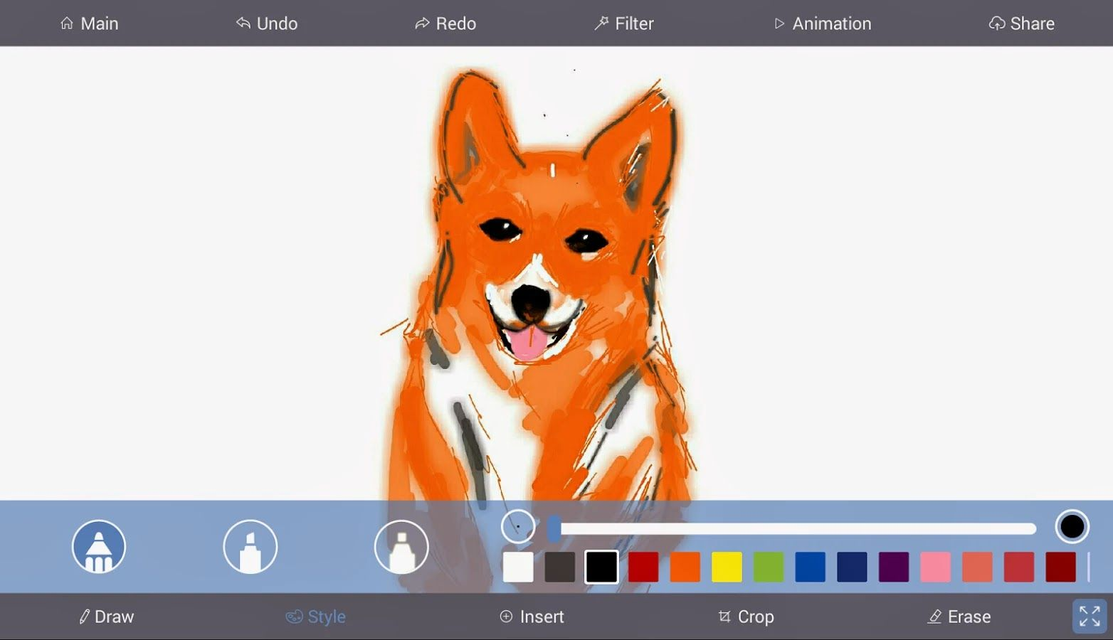 Sketch Kit Drawing App for Android Apk free download