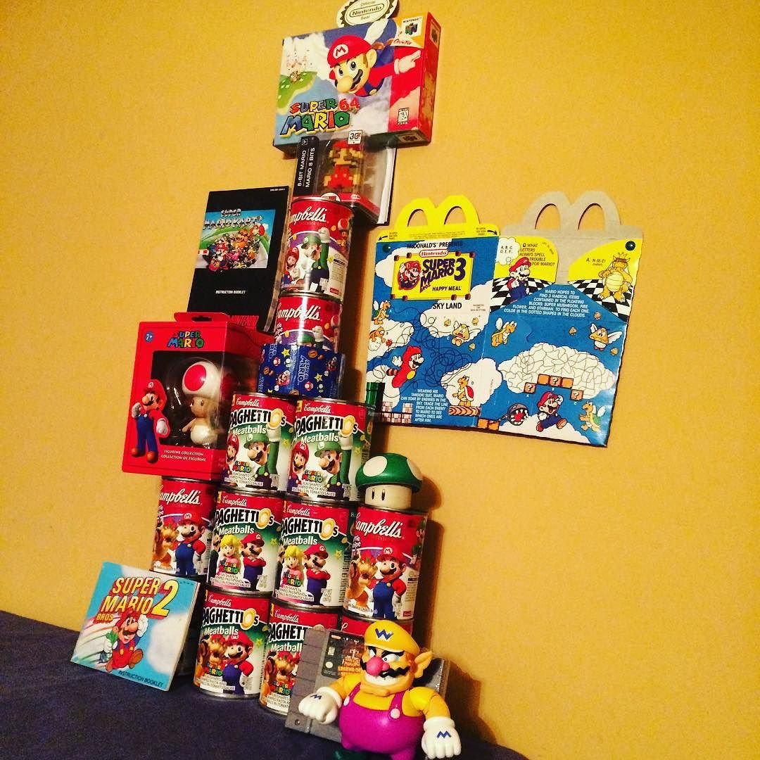 On instagram by retrocollector901 #nes #microhobbit (o) http://ift.tt/1T5O1gA things Mario ftw!  #supermario#mario#luigi#nintendo#retrocollect#retrocollective #retrocollectiveus#retrocollector#retrocollection#retrocollecting#nintendo#snes#supernintendo#n64