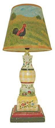 French Country Decor Lamp By Jane Keltner   Table Lamps   Amazon