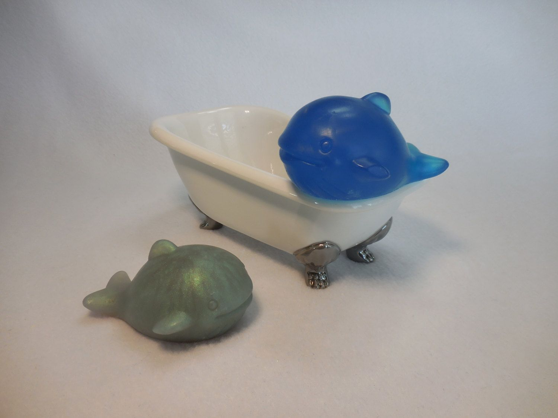 Whale Soaps Animal Soap Nautical Soap Ocean Soap Whale