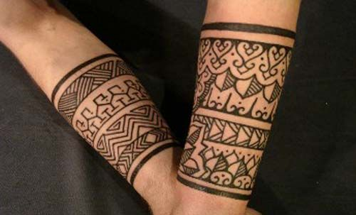 Mens Mehndi Tattoo : Henna tattoo mens buscar con google polynesian and tribal