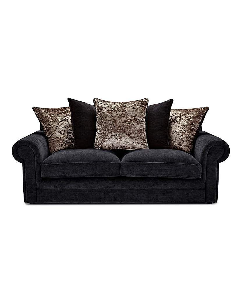 Shimmer 3 Seater Sofa Sofa Sale 3 Seater Sofa