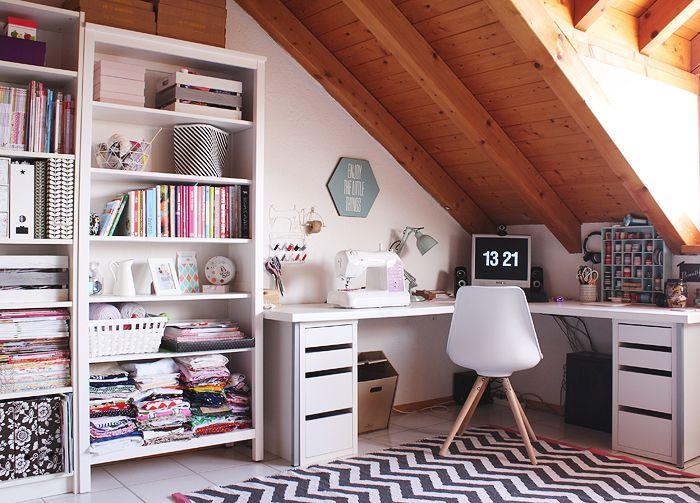 Ikea Arbeitszimmer ~ Praktisch und genau nach deinem geschmack so sollte dein