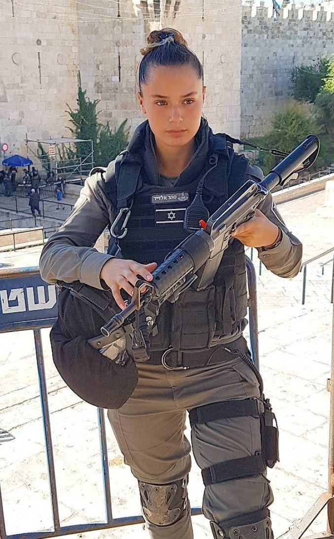IDF - Israel Defense Forces - Women | Guns | Pinterest ...