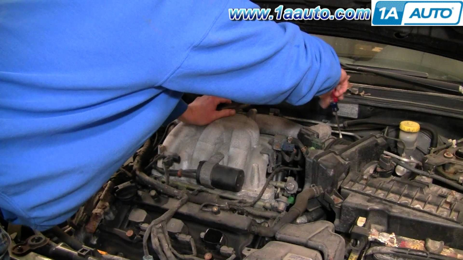 awesome How To Replace Install Change Spark Plugs 2000-03 Nissan Maxima 3.5L