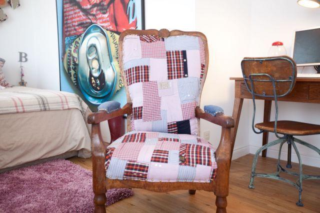 Como tapizar una butaca best gallery of tapizado de - Cuanto cuesta tapizar una butaca ...