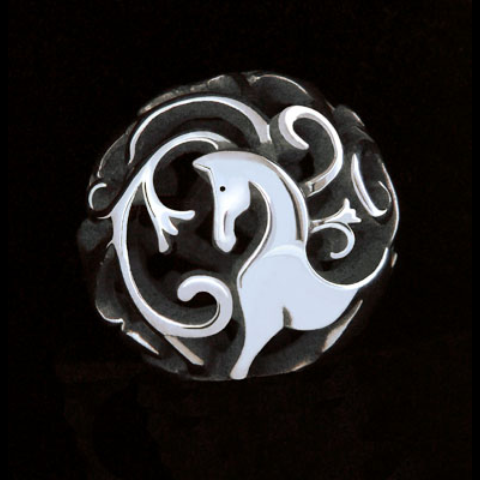 Guinivere Pendant from Wild Hooves http://www.equinetrader.co.nz/directory/wild-hooves-gifts/